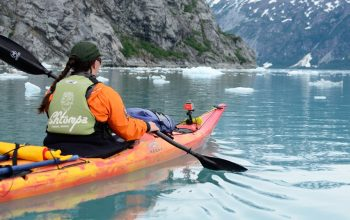 Different kayak types – sit in vs. sit on